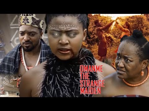 Omanme The Strange Maiden 1&2 -Regina Daniel's 2018 Latest Nigerian Nollywood Movie/African Movie Hd