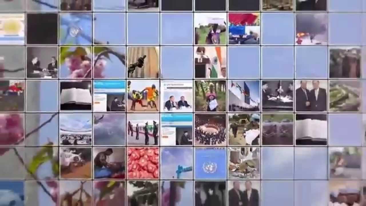 Веб-сайту ООН исполнилось 20 лет