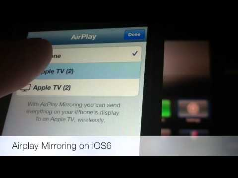 comment regler airplay