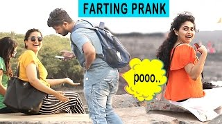 Video Farting on GIRLS Prank -  Baap of Bakchod - Raj | Prank In India MP3, 3GP, MP4, WEBM, AVI, FLV Desember 2018