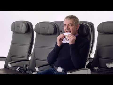 Britain s Biggest Celebrities Star in British Airways Hilarious New Flight Safety