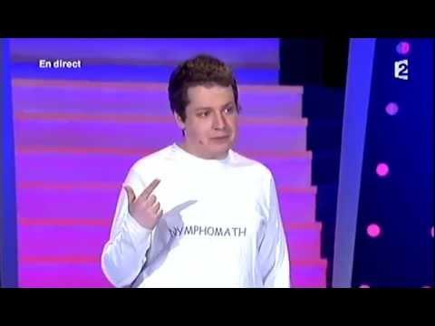 02 - Un humoriste apprend qu'il est papa avant de rentrer sur scène