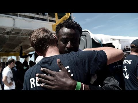 Aquarius: «Το ταξίδι στο όνειρο» για τους μετανάστες
