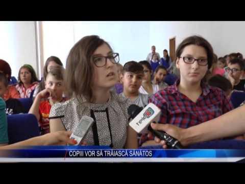 COPIII VOR SĂ TRĂIASCĂ SĂNĂTOS