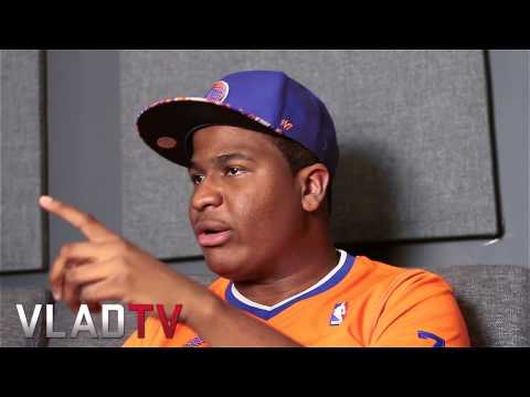dna - http://www.vladtv.com - DNA sat down with VladTV Battle Rap journalist Michael Hughes, to discuss fellow battler Lotta Zay naming him in his Bottom 5 worst b...