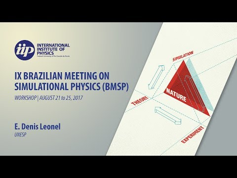 Scaling laws in Hamiltonian mappings - E. Denis Leonel