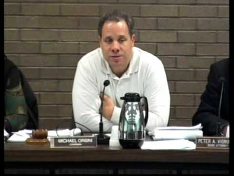 Franklin Township NJ (Somerset County) January 6, 2016 Planning Board Meeting