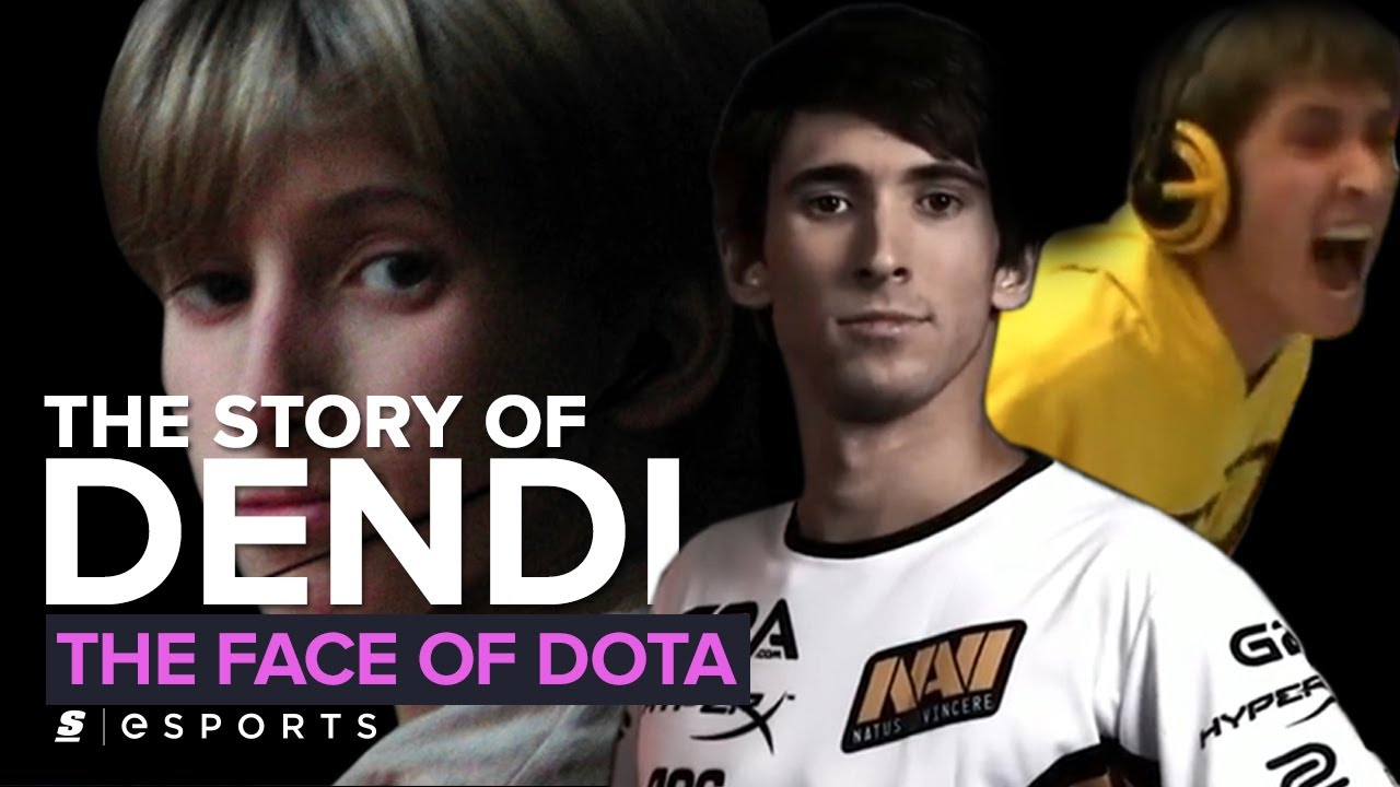 The Story of Dendi: The Face of Dota - YouTube