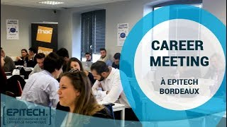 Career meeting à Epitech Bordeaux