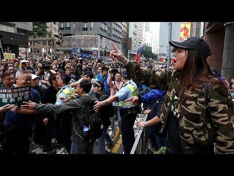 Χονγκ Κονγκ: Διαδήλωση με αίτημα καθολική ψηφοφορία