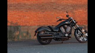 10. New 2017 Victory Vegas 8-Ball 2018 - Cruiser Sport Bike