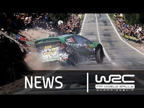Vídeo resumen final WRC Rallye España Cataluña 2014 (en inglés)