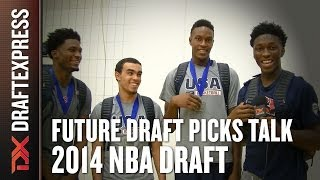 Future Lottery Picks Preview The 2014 NBA Draft