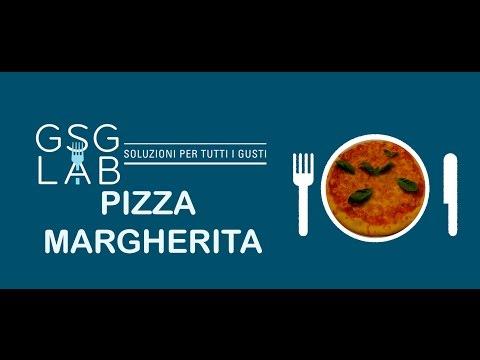 GSG Lab Cotture – La Pizza Margherita