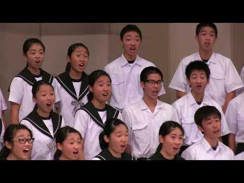 20170917 7  愛知県豊田市立前林中学校