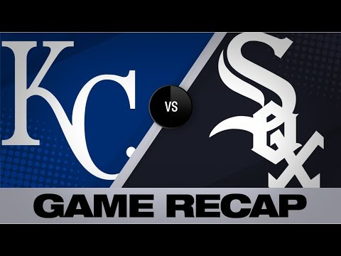 Video: Jimenez, Moncada power White Sox to 7-3 win | Royals-White Sox Game Highlights 9/10/19