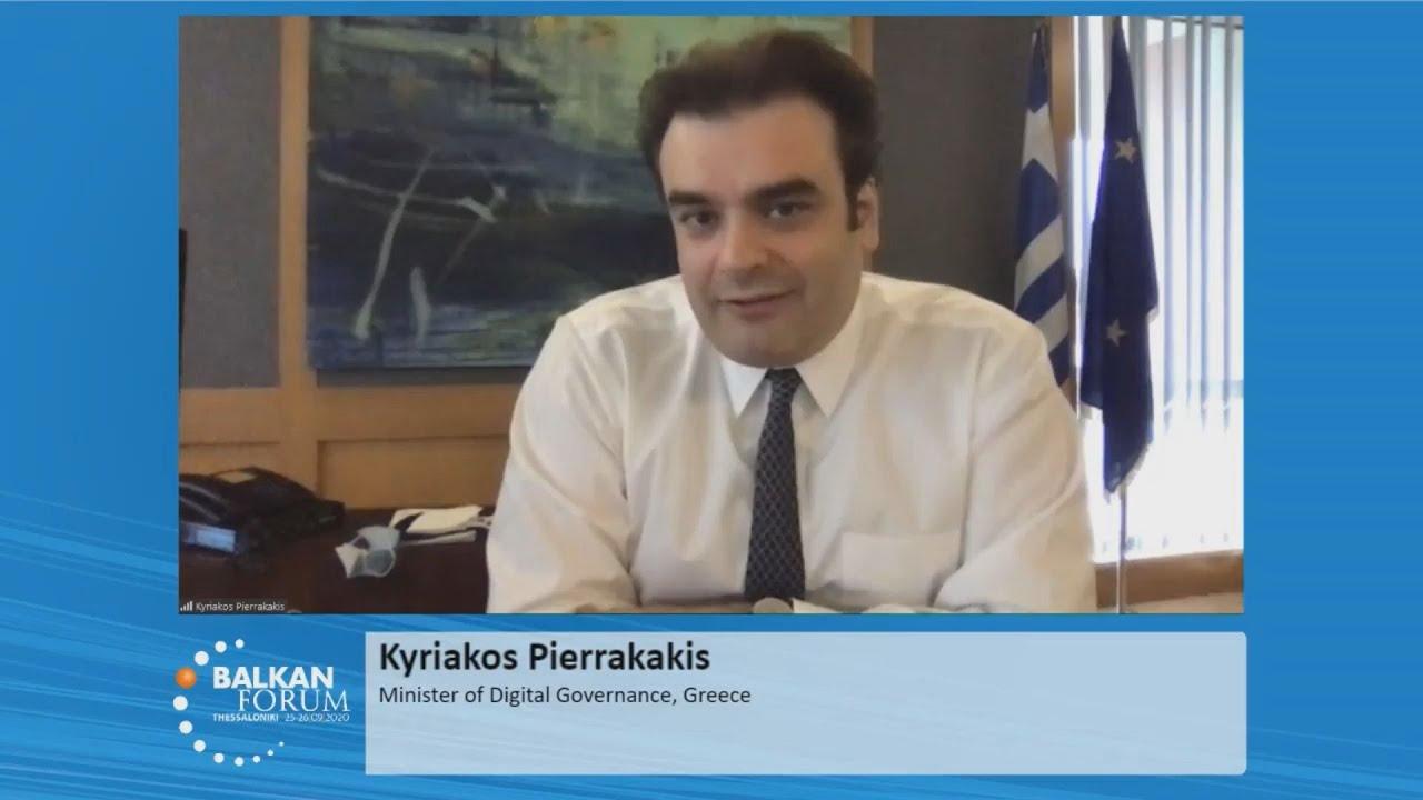 Κ. Πιερρακάκης: Οι τεχνολογικές πρωτοπορίες της Ελλάδας