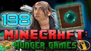 Minecraft: Hunger Games w/Mitch! Game 198 - NEW MAPS!