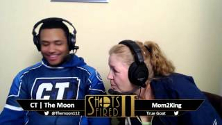 Mom2King interview from Shots Fired 2