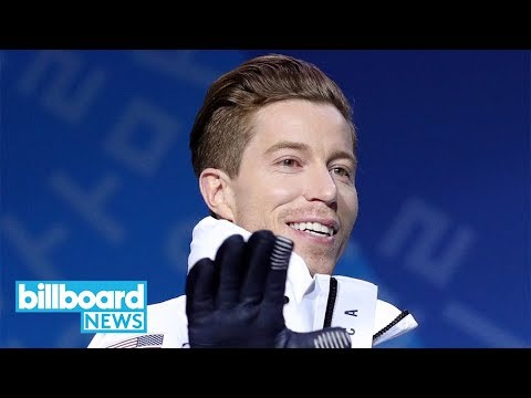 Shaun White Wins Third Olympics Gold Medal, Shares His Hype Music Playlist | Billboard News