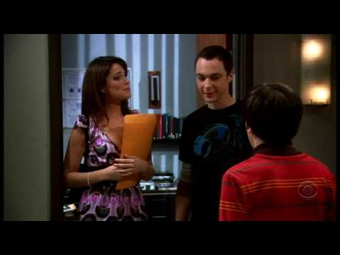 The Big Bang Theory Season 01 Episode 15 The Pork Chop Indeterminacy