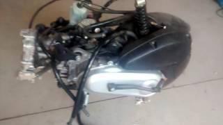 9. Honda Metropolitan Scooter Engine - Parts for Sale