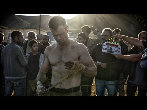 Jason Bourne (Featurette 'Fight Style')