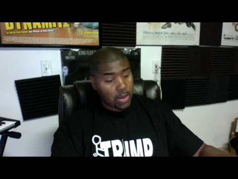 Tariq Nasheed Talks About Black Sucess, & the Boxing Industry With Rock Newman