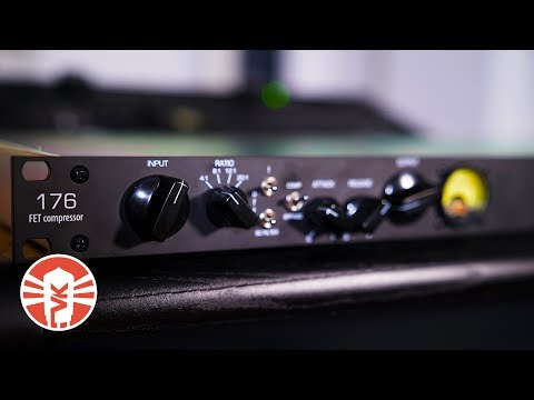 UK Sound 176 | Compressor | Vintage King