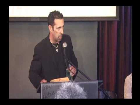 Rich Vos hosts a roast of Jim Florentine.