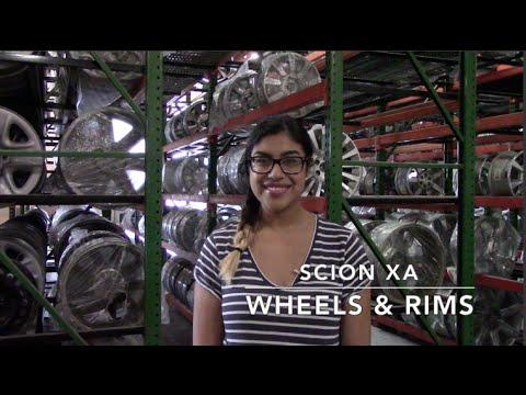 Factory Original Scion XA Wheels & Scion XA Rims – OriginalWheels.com