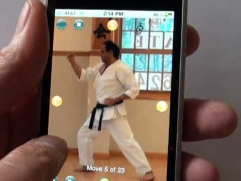 Video of Heian Sandan
