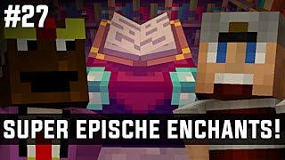 Minecraft survival #27 - SUPER EPISCHE ENCHANTS!
