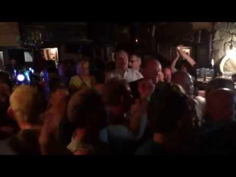 The Raggaels, Mishnish - Mull Music Festival 2014