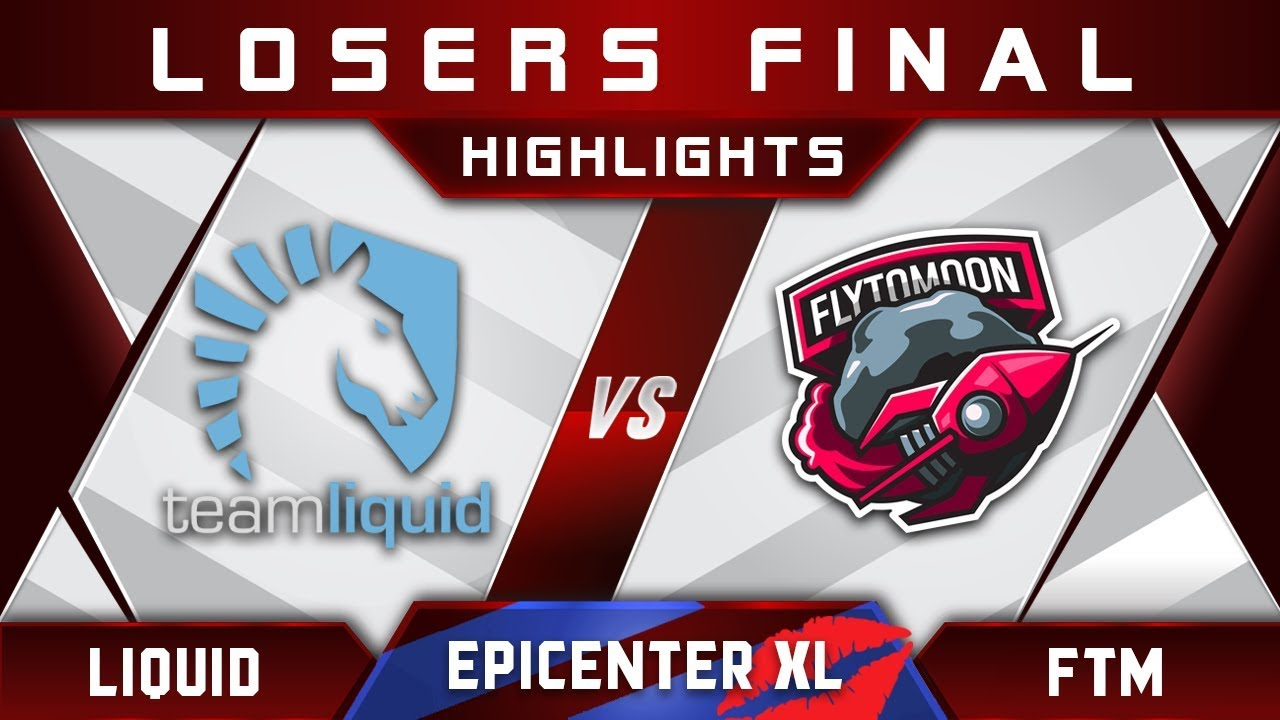 Liquid vs FTM FlytoMoon LB Final EPICENTER XL Major 2018 Highlights Dota 2 - YouTube