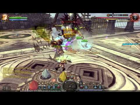 Dragon Nest KR T4 Shooting Star Manticore