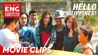 Video Dahil sa kasal ni CJ, Salazar siblings, may instant reunion! MP3, 3GP, MP4, WEBM, AVI, FLV April 2019