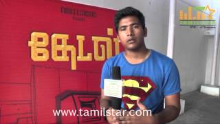 Music Director LV Muthukumar Interview for Thedal Short Film