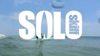 THE SOLO SKIFF THRU SURF