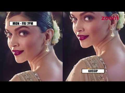 Did Deepika Padukone Erase Her RK Tatoo? | Bollywood News