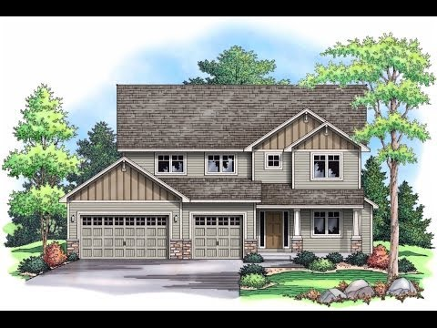 Quality New Contruction Home at 19870 Deerbrooke Path, Farmington MN