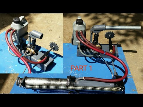 Good quotes - Homemade roller and metal bender using hydraulic jack (Part 1)
