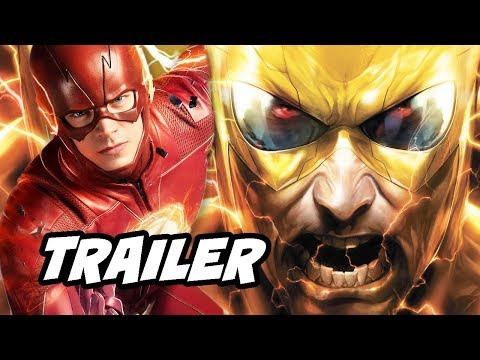 The Flash Season 5 Episode 2 Promo - Reverse Flash Scene Explained