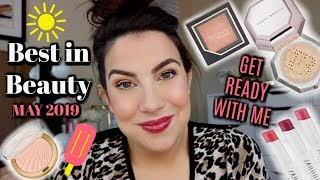 MAKEUP FAVORITES: May 2019... Real Life Summer Face by Beauty Broadcast