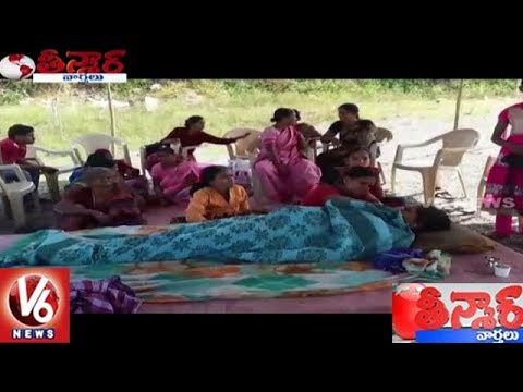 House Owner Not Allowed Renter Dead Body In Rangareddy | Teenmaar News
