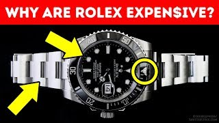 Video Why Are Rolex Watches So Expensive? MP3, 3GP, MP4, WEBM, AVI, FLV Oktober 2018