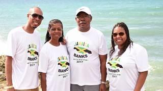 Banks Jamaica Family Vacation 2017.