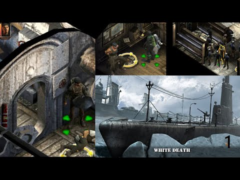 New Update (v.1.11) Commandos 2: HD Remaster - White Death part 1