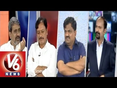Discussion on Telangana - Chalasani Srinivas, Deshapathi Srinivas, Narahari Venugopal Reddy