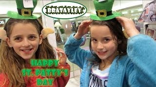 Happy St. Patty's Day (WK 167.3) | Bratayley